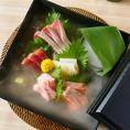 【素材へのこだわり】金沢漁港直送の朝獲れ鮮魚をたっぷり使用♪金沢の海の幸を楽しむなら当店へ♪