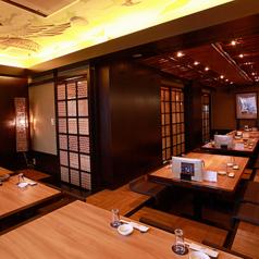 古民家 郷土料理居酒屋 おいどん 西新宿店の雰囲気1