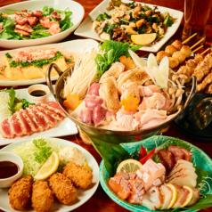 渋谷っ子居酒屋 とととりとん 魚鶏豚の写真