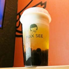 MAX SEE マックスシー タピオカミルクティー 蒲田西口駅前店のおすすめドリンク2