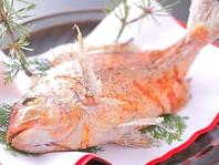 【記念日】お席に祝い鯛・お赤飯をご用意いたします