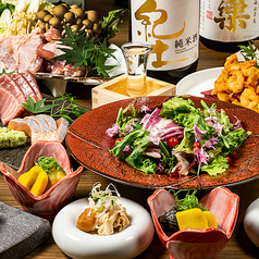 地鶏と個室 米倉 栄駅店のコース写真