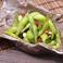 料理メニュー写真焼き枝豆