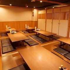 天ぷら海鮮 五福 お初天神店の雰囲気1