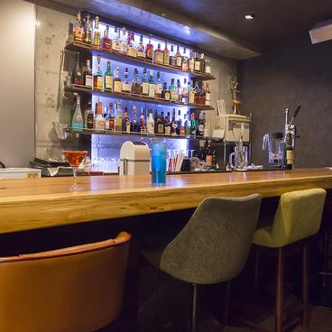 馬刺しと豚料理とお酒 Bar BATONの雰囲気1