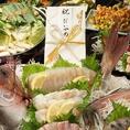 【歓迎会・送別会に】祝い鯛!ご予約時にご要望をお伝えください♪