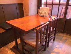 【宴会】仲間内の飲み会にはテーブル席がオススメ!