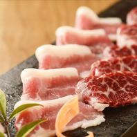 産地にもこだわった美味しい肉料理もご賞味あれ!