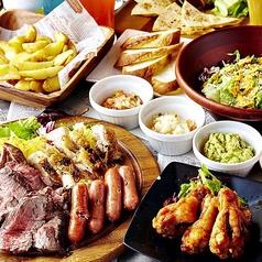 肉バル ランプ RUMP 四ツ谷しんみち通り店のコース写真