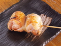 料理メニュー写真鶏串(桜姫鶏)