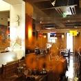 こだわりのインテリアの数々で、お客様をお迎えいたします★ランチ会のお店選びに悩んだら、タイ料理はいかが?いつもと違う空間でお客様同士の会話も、弾むこと間違いなし♪