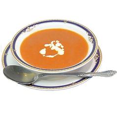 料理メニュー写真トマトのスープ