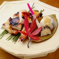料理メニュー写真【自家製】鶏もも粕味噌焼き