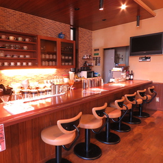 Cafe Quaprichoの雰囲気1