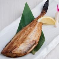 京都駅前店イチオシの北海道産ホッケ炙り焼き♪