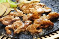 厳選鶏の桜島溶岩焼き