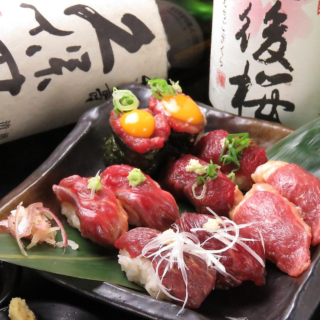 梅田最安値 食べ飲み放題 肉寿司 HINATA  梅田東通り店|店舗イメージ3