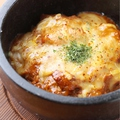 料理メニュー写真石焼きチーズカレードリア