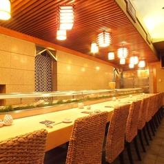 寿々女寿司 すずめずしの雰囲気1