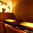 人気のソファ席は最大10名様OK!宴会・女子会に◎人気なので、予約がオススメです