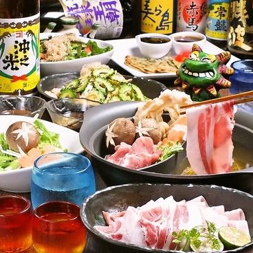 沖縄居酒屋 梅酒 てぃーだ 御茶ノ水店のおすすめ料理1