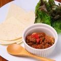 料理メニュー写真チリコンカン