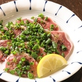 料理メニュー写真塩タン