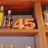 Cafe&Bar 45番地の雰囲気3