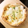 料理メニュー写真4種のチーズミックス クワトロ