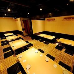 SakeとWine 炭焼くだんの雰囲気1