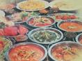 食べ飲み放題コースは100種の料理をお好きに選んで3700円!