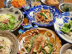 沖縄食堂 風亭
