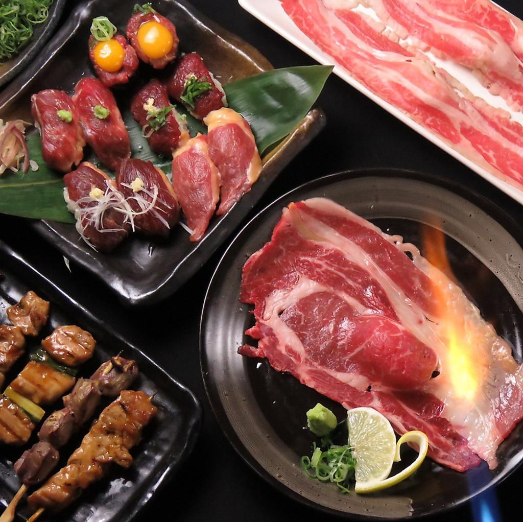 梅田最安値 食べ飲み放題 肉寿司 HINATA  梅田東通り店|店舗イメージ4