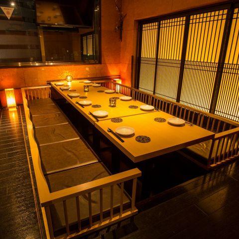デザイナーズ個室×居酒屋 葵屋 -Aoiya- 大宮西口店 店舗イメージ3