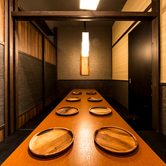 地鶏料理 個室居酒屋 鳥代 高田馬場店の雰囲気1