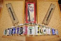 新潟産の日本酒が充実☆