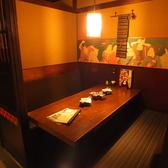 【6名様個室】落ち着いた雰囲気の個室♪合コンや女子会におすすめです♪