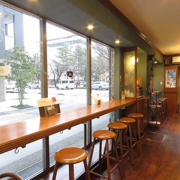 cafe nontan カフェ ノンタンの雰囲気1