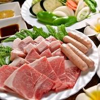 沖縄のブランド豚「あぐー」を味わう!