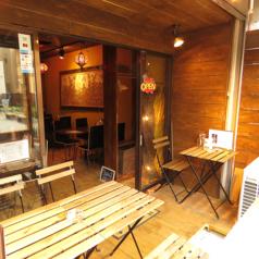 Arakawa Cafe&Bar 綱吉茶房の雰囲気1