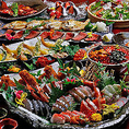 宴会に最適なお得なコースは2時間飲み放題付4000円~!当店自慢の鮮魚を使った創作料理や旬の食材を使った様々な料理が楽しめます★