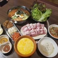 韓国料理 中央シジャン 新大久保店のおすすめ料理1