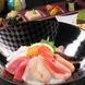 その日仕入れた新鮮な海鮮丼