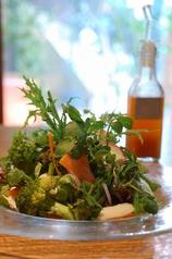 自然派レストラン 然のおすすめ料理1