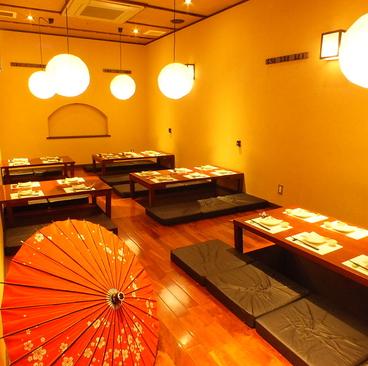 魚頂天酒場 まつり 梅田店の雰囲気1