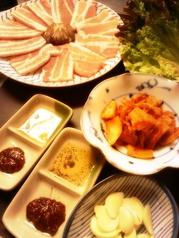 韓国家庭料理 身土不二のおすすめ料理1