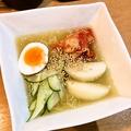 料理メニュー写真さっぱり!盛岡冷麺