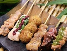 炭火炙り 地鶏の高橋商店の特集写真
