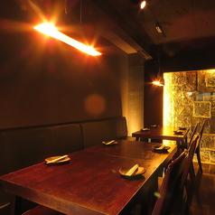 肉バル創作居酒屋 メロウ 岡山磨屋町店の雰囲気1