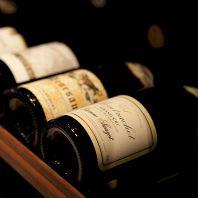 豊富なワインや日本酒